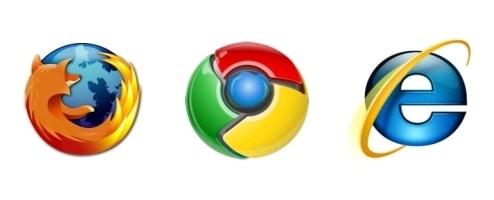 Firefox vs Chrome vs Internet Explorer