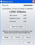 3dmark06 on ATI Radeon 4870 Sapphire Windows XP