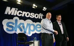(In)decent Proposal 2 Starring Microsoft and Skype