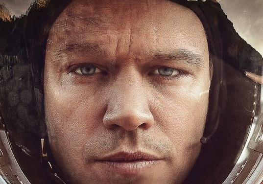 You can download The Martian starring Matt Damon on Digital HD today