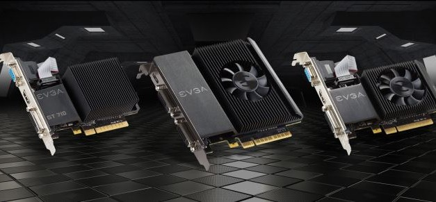NVIDIA's Partners Roll-Out GeForce GT 710 to Fight Integrated Graphics