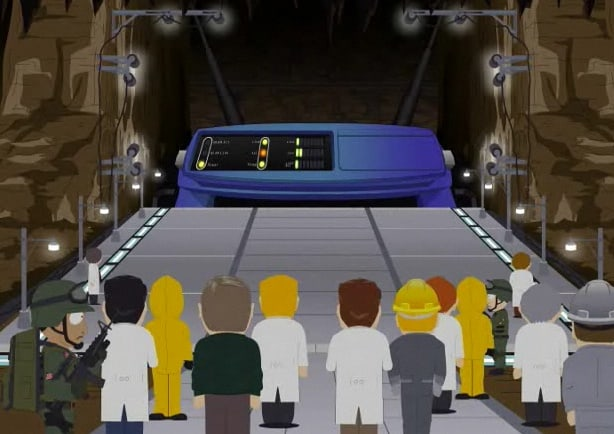 How Does a Router Work South Park