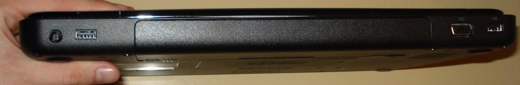 Dell Inspiron N5010 Rear