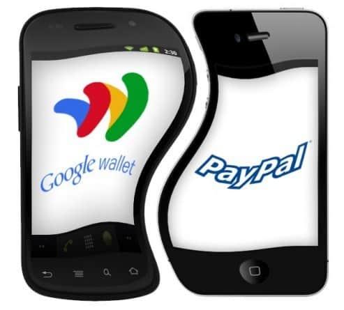 Google Wallet v.s PayPal