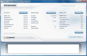 Acer Aspire 5742 PCMark Vantage