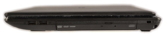 Acer Aspire 5742 Right