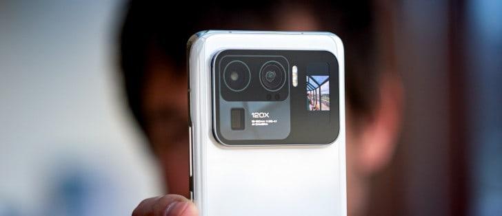 camera module on xiaomi mi11