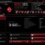 msi bios interface