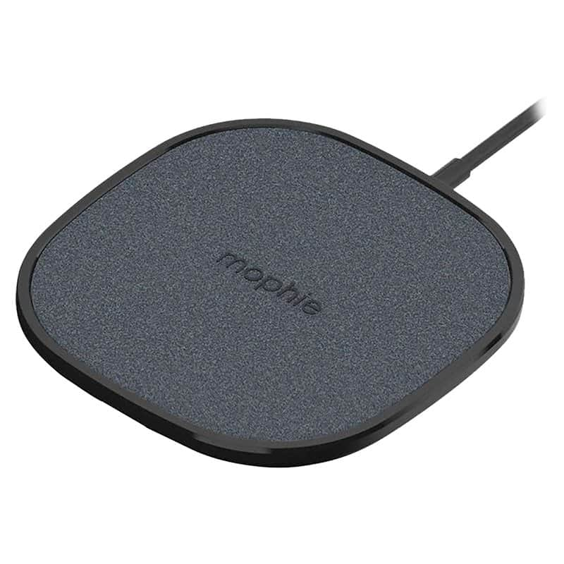 mophie wireless charger front side